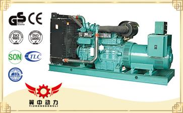 上海柴油发电机组厂家