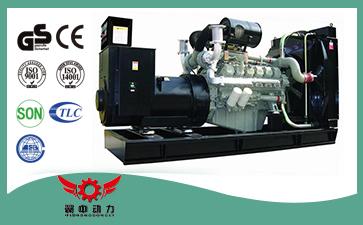 上柴700千瓦原装柴油发电机组