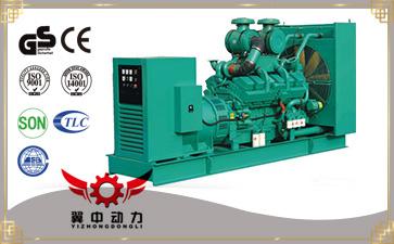 350kw东风康明斯柴油发电机组