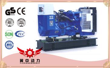 400kw东风康明斯柴油发电机