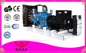 350kw东风康明斯柴油发电机