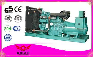 320KW重庆康明斯柴油发电机组